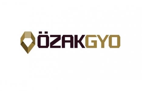Özak GYO, 2 ödül birden kazandı!