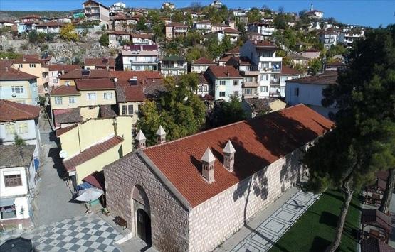 Bilecik'in tarihi evleri, ticaret merkezi olacak!