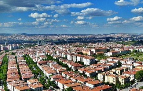 Ankara Kahramankazan parselasyon planı askıda!