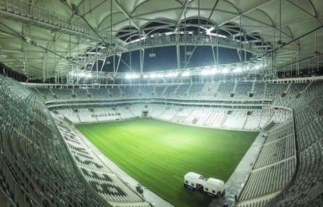 Vodafone Arena'nın açılışı