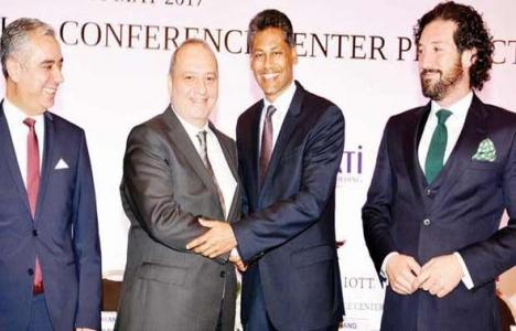 JW Marriott İstanbul Hotel 200 milyon TL'ye mal olacak!
