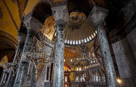 Ayasofya-i Kebir Cami-i Şerifi restore ediliyor!