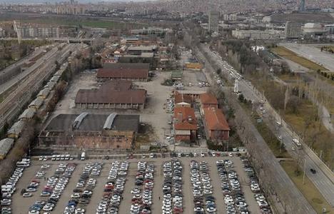 Ankara Büyükşehir Belediyesi'nin