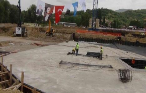 Simav Devlet Hastanesi'nin temeli atıldı!