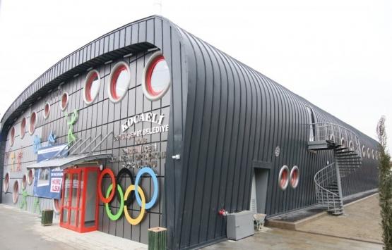 Kocaeli Orhangazi Spor Salonu tamamlanıyor!