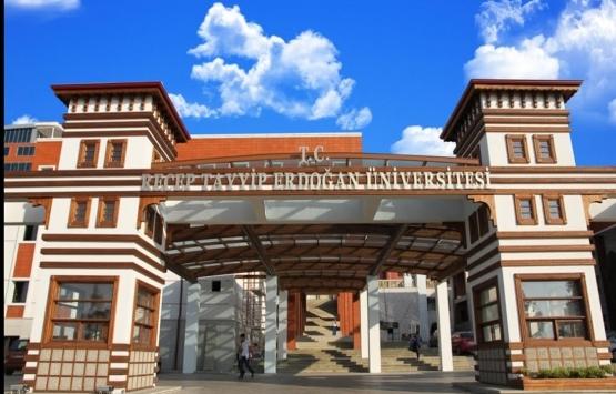 Recep Tayyip Erdoğan Üniversitesi ve Türk Alman Üniversitesi Teknoloji Geliştirme Bölgesi kuruldu!