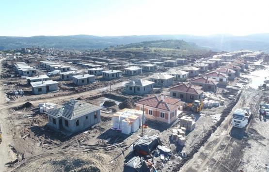 Ayvacık Yukarıköy Deprem Konutları teslim edildi!