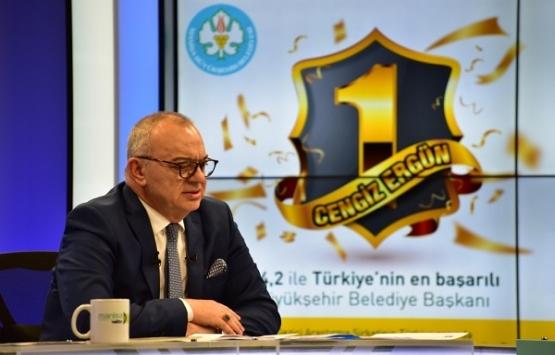 Cengiz Ergün: Bizde