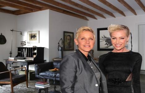 Ellen DeGeneres, Londra'daki evini 45 milyon dolara satıyor!