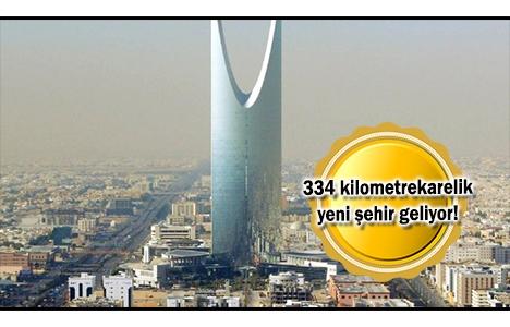 Suudi Arabistan'da eğlence şehri inşa edilecek!