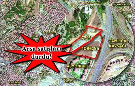 TOKİ Üsküdar Bulgurlu arsa satış ihalesi iptal edildi!