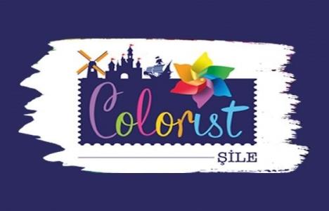 Colorist Şile'de ön