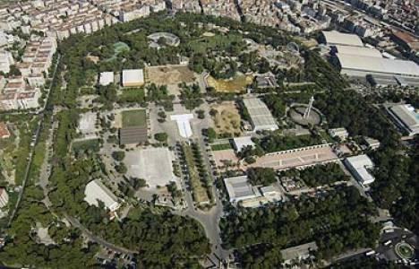 İzmir Kültürpark'ta tartışmalar