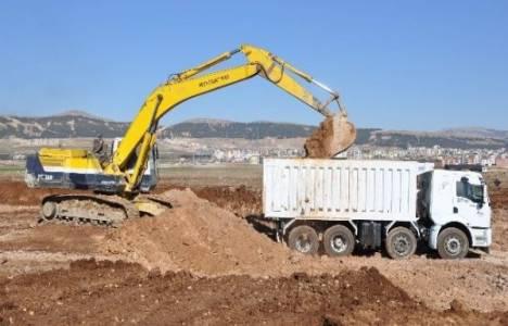 Adıyaman Üniversitesi Mühendislik Fakültesi inşaatı başlıyor!