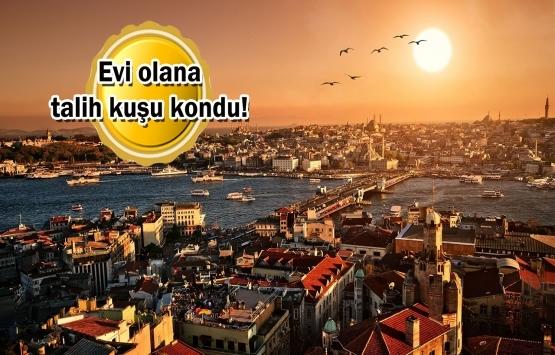 İstanbul'un bu ilçelerinde konut fiyatları arttı!