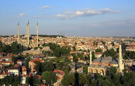 Edirne'de dolar bozdurup