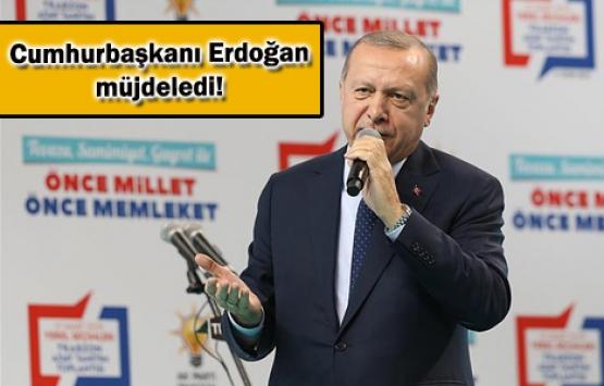 İstanbul'da yeni yüksek hızlı tren projesinin inşasına başlayacağız!