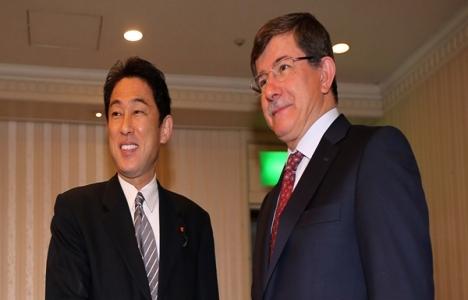 Japonlar'ı Türkiye'nin mega projelerinde görmek istiyoruz!