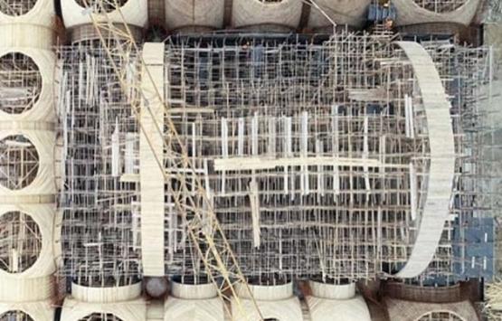 Doğu Karadeniz'in en büyük külliyesinin inşaatı hızlandı!
