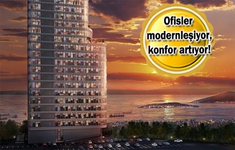 İşte İstanbul'un en yeni ofis projeleri!