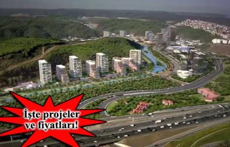 Kağıthane'de markalı projeler