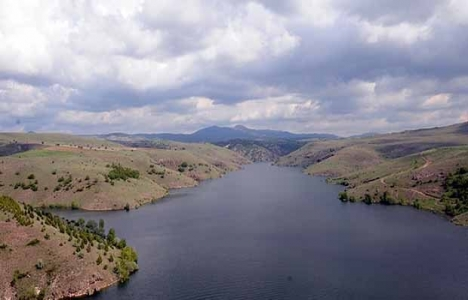 Ankara'nın barajlarında 7 kat artış!