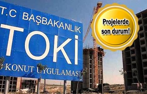 TOKİ'nin İstanbul'da inşaatı