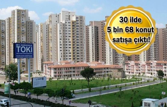 TOKİ'den 306 TL taksitle ev sahibi olma fırsatı!