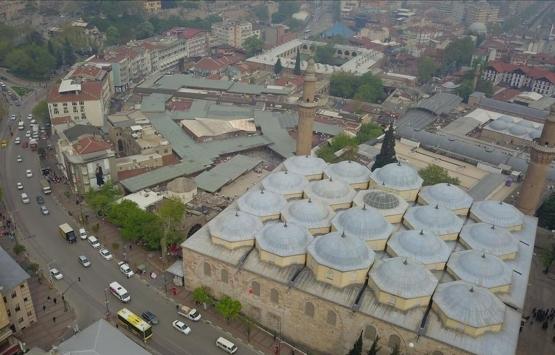 Bursa'da 20 bin bina riskli!