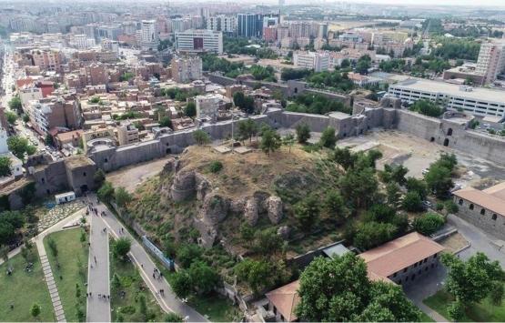 Diyarbakır Hazro'ya millet bahçesi müjdesi!