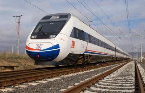 Burdur-Antalya demiryolu projesine