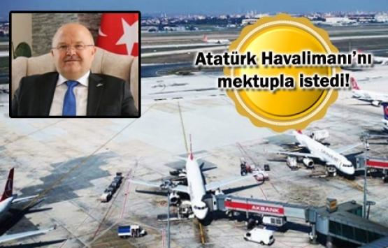 MOSDER, Atatürk Havalimanı'na talip!