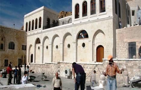 Kültürel mirasa 180 milyon lira yardım yapıldı!