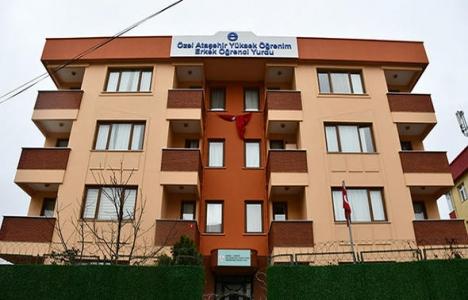 İBB'den Ensar Vakfı'na Ataşehir'de yurt binası!