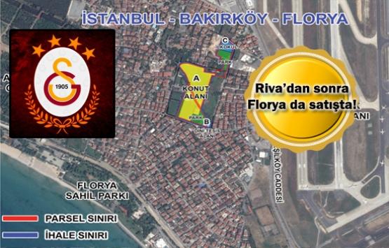Galatasaray Florya arazisi 5 Nisan'da satışta!