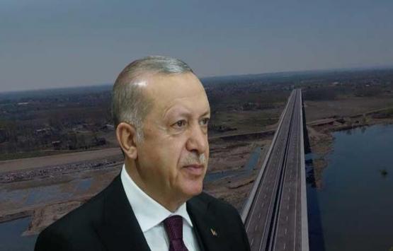 Cumhurbaşkanı Erdoğan Mehmet Müezzinoğlu Köprüsü için talimat verdi!