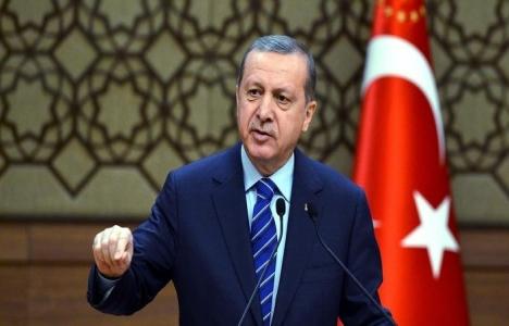 Cumhurbaşkanı Erdoğan: Merkez