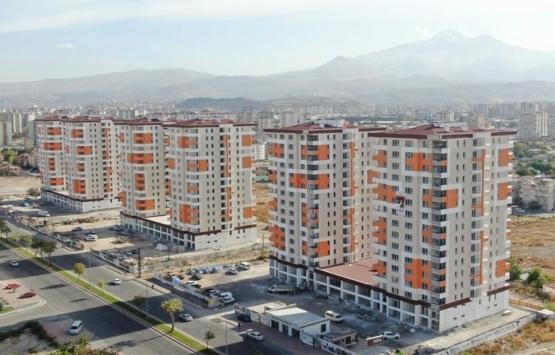 Kayseri Kocasinan'da kentsel dönüşüm çalışmaları hızlandı!