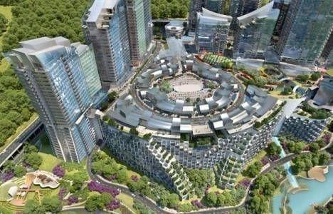 Ağaoğlu Maslak 1453 ev fiyatları 790 bin TL'den başlıyor!