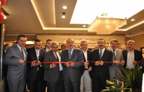 Otel Selçuk Şems-i Tebrizi açıldı!