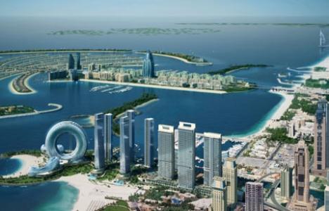 Dubai'nin gözü