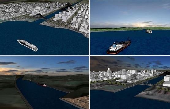 Kanal İstanbul'un çevre düzeni planı değişti!