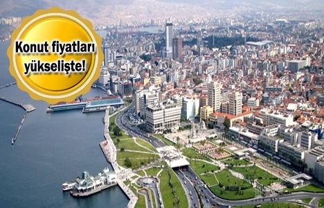 Gayrimenkulde İzmir'in yıldızı