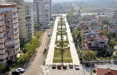 İzmir Torbalı'da müstakil evler büro oluyor!
