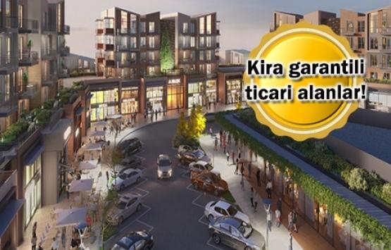 NEF Çekmeköy'ün ticari alanları 2 Mart'ta satışta!