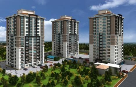 Beylikdüzü Aris Park projesinde 1+1 daireler 160 bin TL!