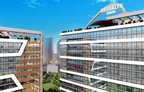 Fikirtepe Brooklyn Park örnek daire!