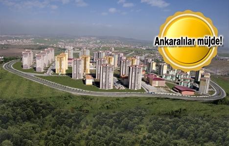 TOKİ'den Ankara'ya 137