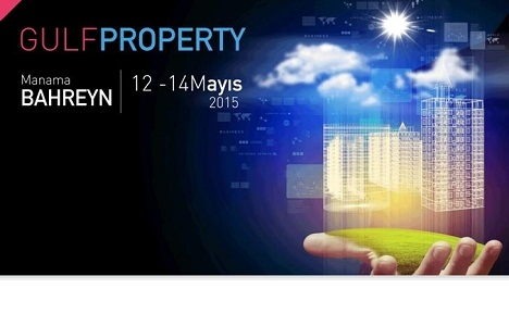 Bahreyn 3.Gulf Property fuarı 12-14 Mayıs'ta!