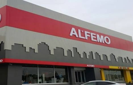 Alfemo 45.mağazasını